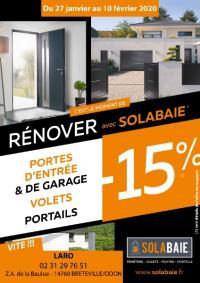 SEMAINE PORTE OUVERTE SOLABAIE !!!