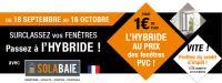 Le Mixte ALU/PVC au prix du PVC!!!