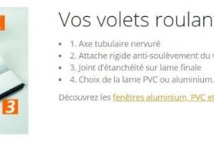 LES VOLETS ROULANTS DE SOLABAIE AVEC LARO AMÉNAGEMENT D'INTÉRIEUR