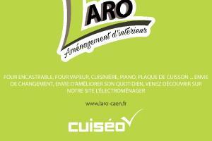 RÉNOVATION CUISINE CAEN PAR LARO AMÉNAGEMENT D'INTÉRIEUR