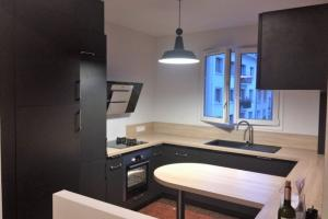 RENOVATION CUISINE CAEN CENTRE PAR LARO AMENAGEMENT D'INTERIEUR