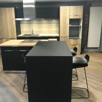 Nouvelle cuisine dans notre showroom chez Laro Aménagement d'intérieur Caen Eterville
